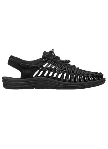 Keen  Uneek Erkek Sandalet Siyah Renkli